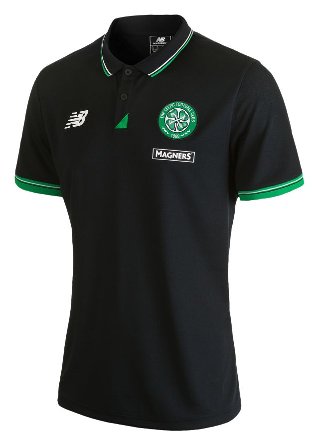 Celtic Mens Training Polo