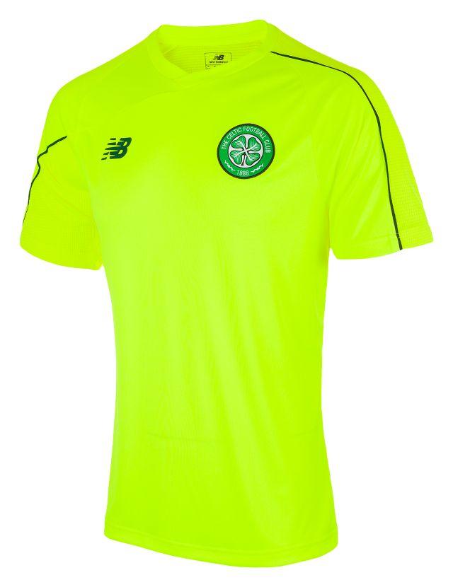 Celtic Mens 3rd Training SS Jersey
