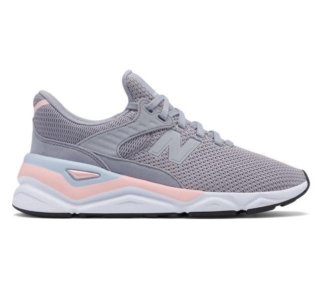 Women's X-90 Women's Lifestyle Shoes (Grey)