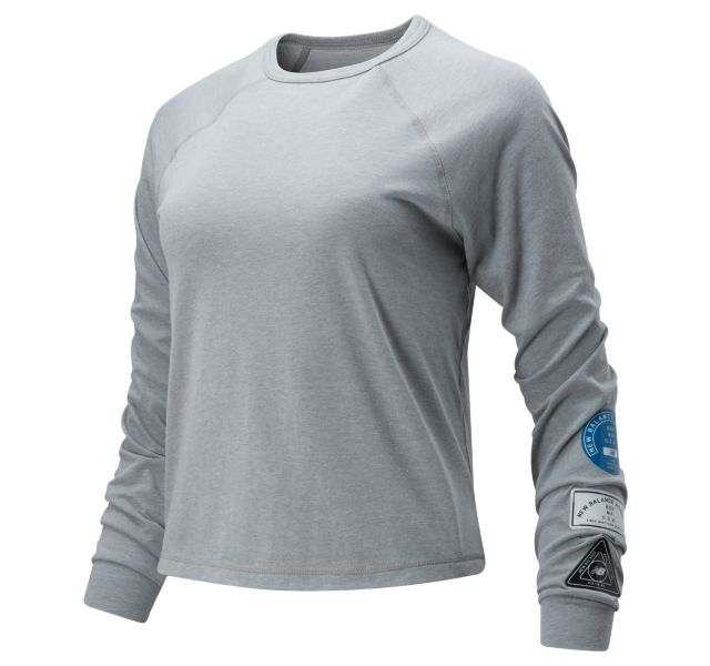 Women's Relentless Ringer Long Sleeve