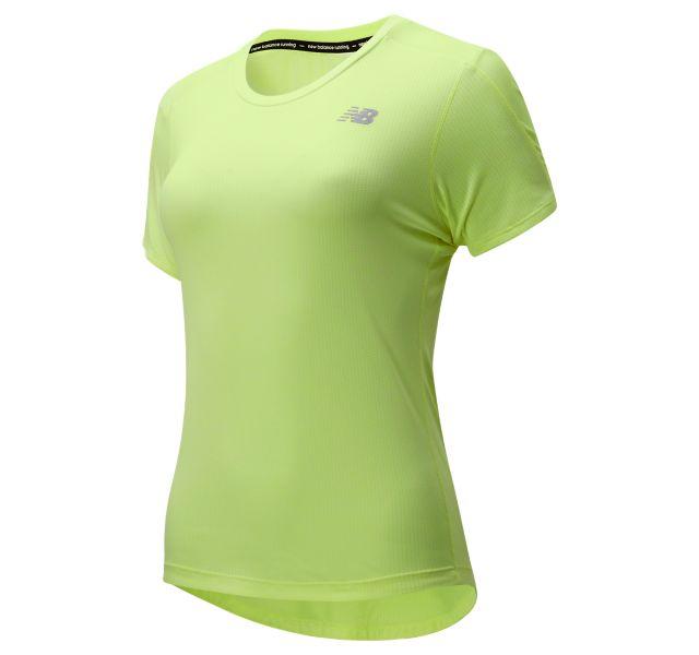 Women's Impact Run Short Sleeve