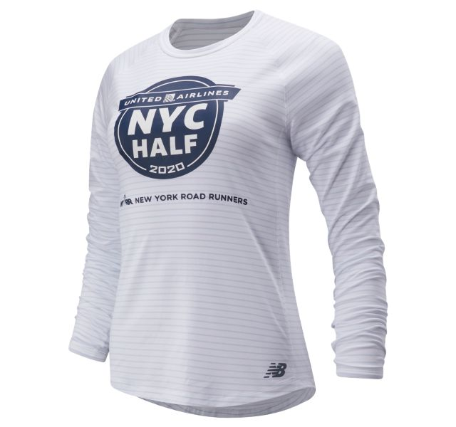 Women's 2020 United Airlines Half Q Speed Seasonless LS