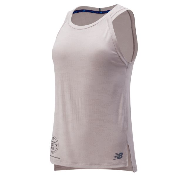 Women's 2020 Popular Brooklyn Half Q Speed Jacquard Tank
