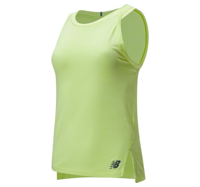 Women's Q Speed Jacquard Tank