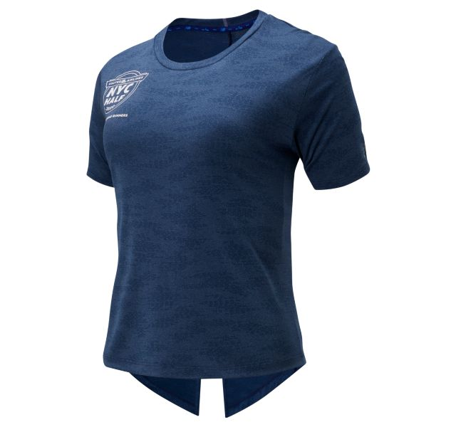 Women's 2020 United Airlines Half Q Speed Jacquard Tee