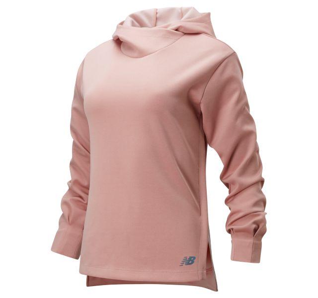 Women's Q Speed Run Crew Sweatshirt