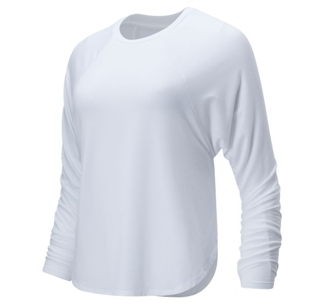 Women's Evolve Side Slit Long Sleeve