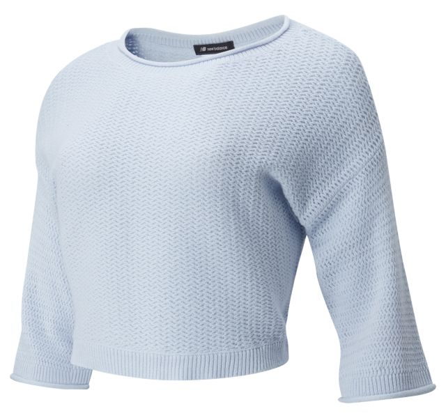 Women's Balance Crop Sweater