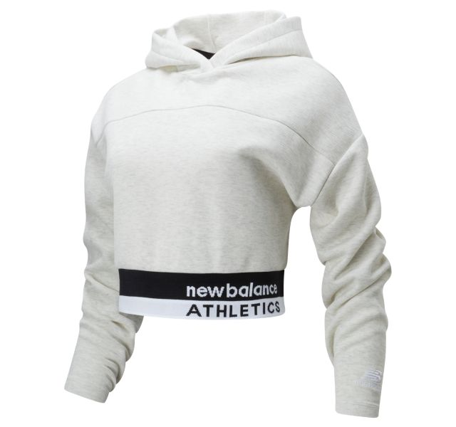 Women's NB Athletics Select Boxy Hoodie