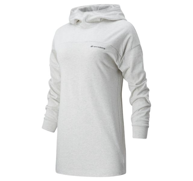 New Balance Women's Sport Style Long Sleeve Hoodie