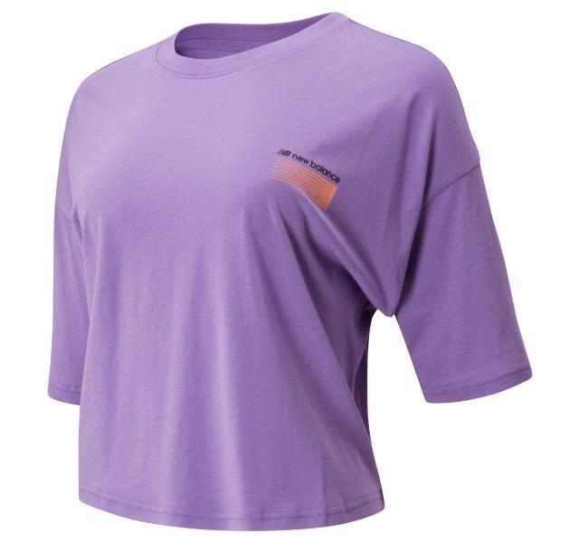 Women's Sport Style Optiks Short Sleeve Boxy Tee