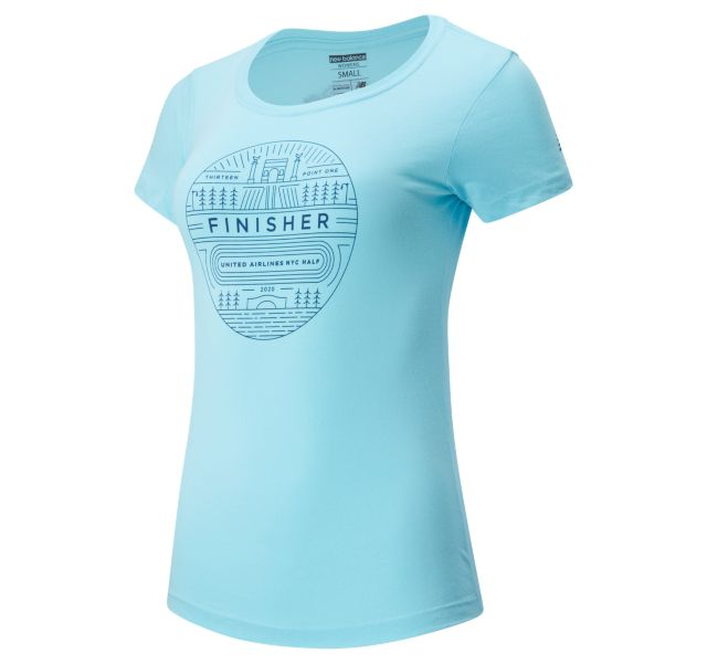 Women's 2020 United Airlines Half NYC 2020 Tee