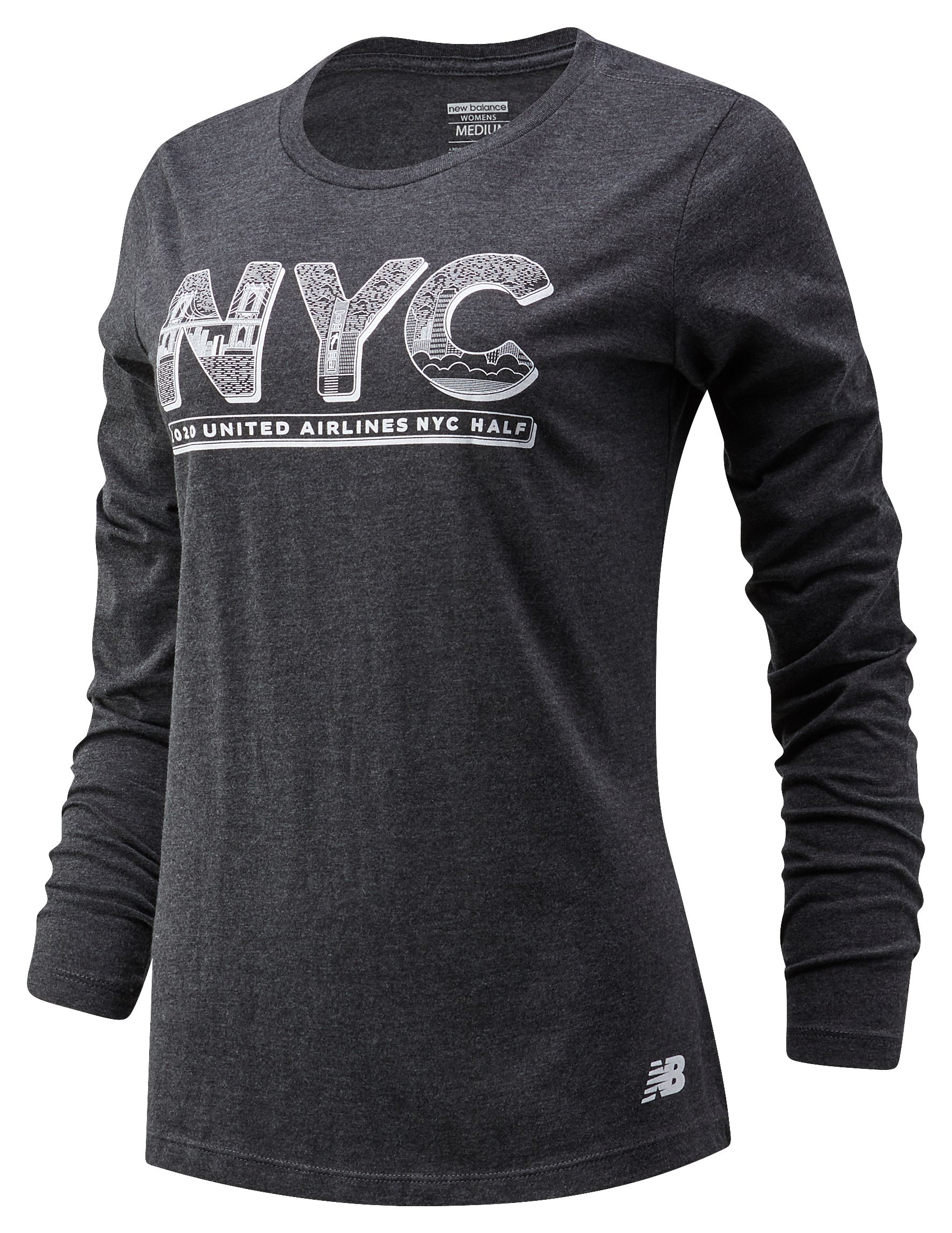 Women's 2020 United Airlines Half Skyline Long Sleeve