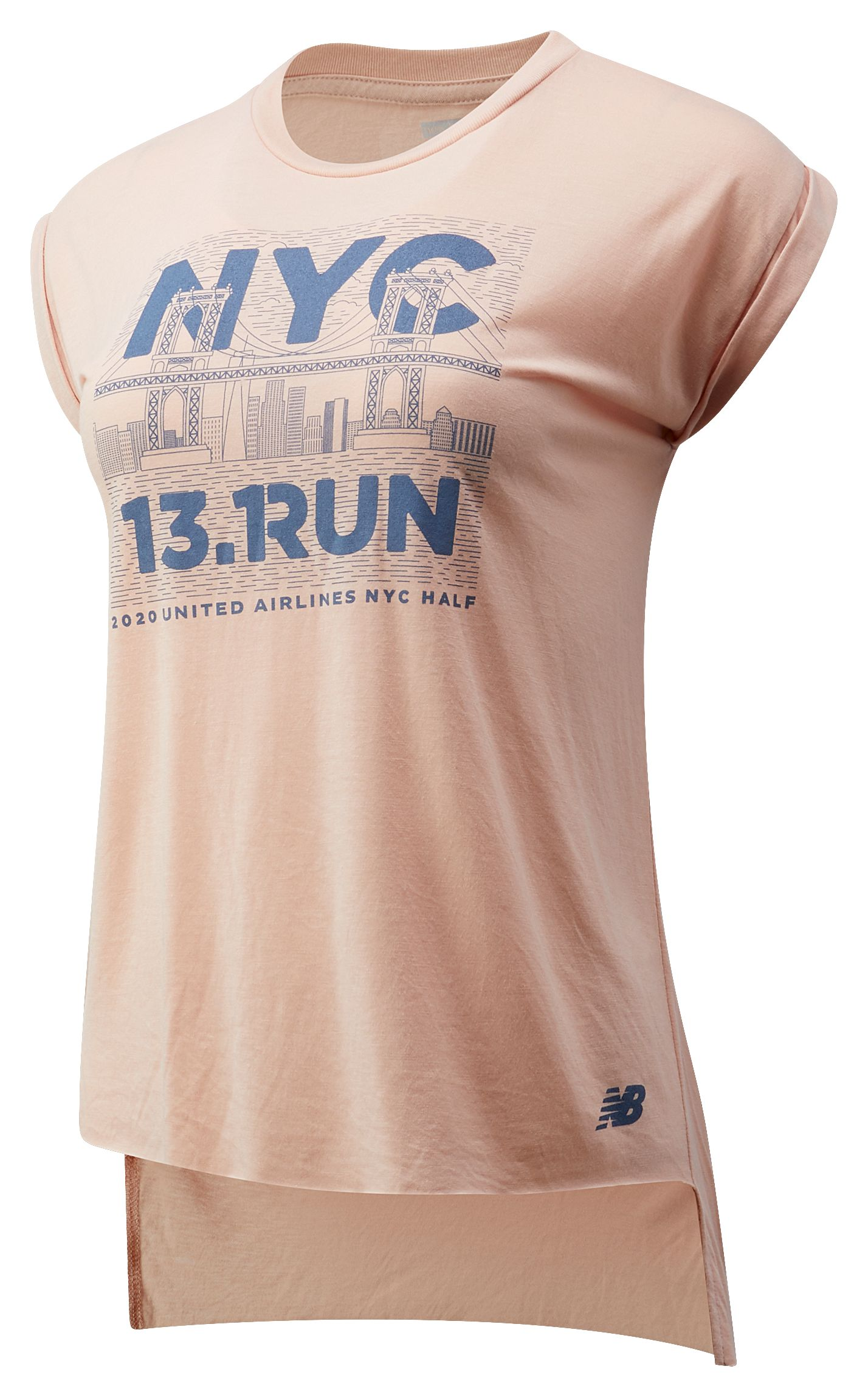 Women's 2020 United Airlines Half 13.Run Tank