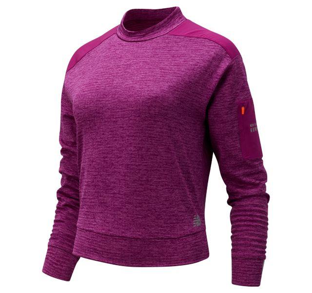 Women's NB Heat Grid Long Sleeve