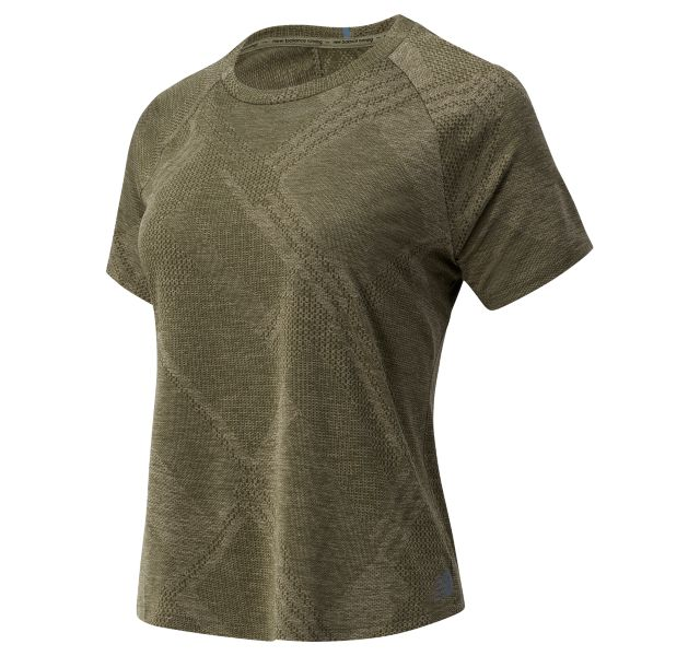 Women's Q Speed Fuel Jacquard Short Sleeve