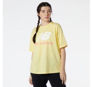 Women's Essentials Stacked Logo Tee
