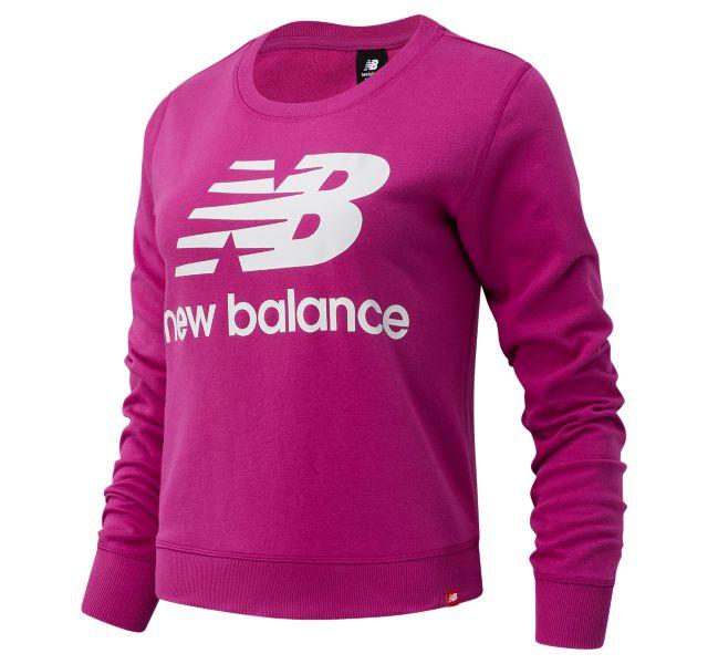 Women's NB Essentials Crew Fleece