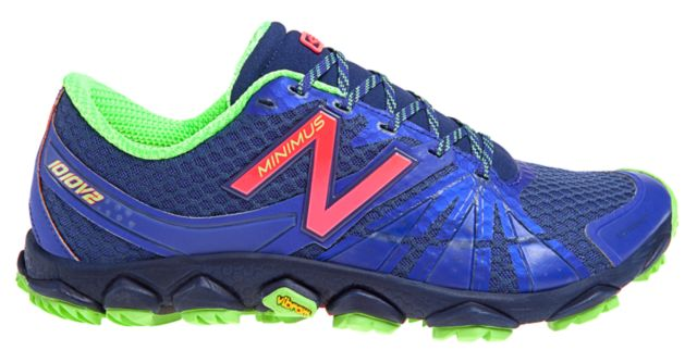 Womens Minimus Amp Trail Running 1010v2
