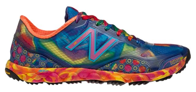 Womens Minimus Tie Dye 1010 Trail Running Shoes