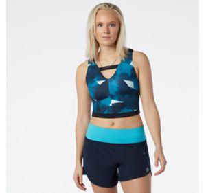 Women's Transform NBSleek Printed Crop Top