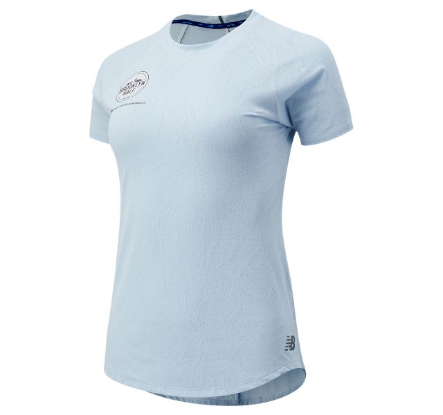 Women's NYRR Brooklyn Half Qspeed Jacquard Short Sleeve