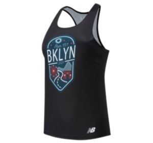 Women's NYRR Brooklyn Half Singlet