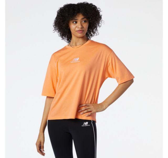 Women's NB Athletics Collide Short Sleeve Tee