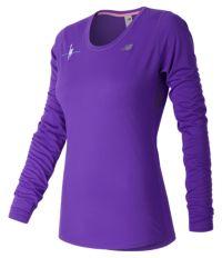 Women's NYC Marathon Training LS Tee