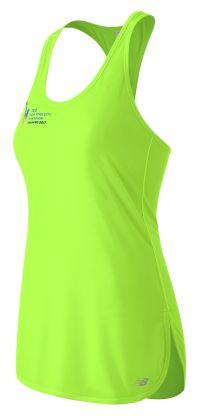 Women's NYC Marathon Training Tunic Tank