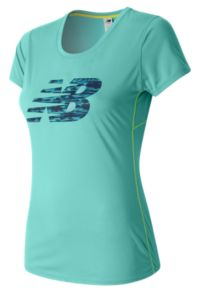 Accelerate Short Sleeve Graphic Tee