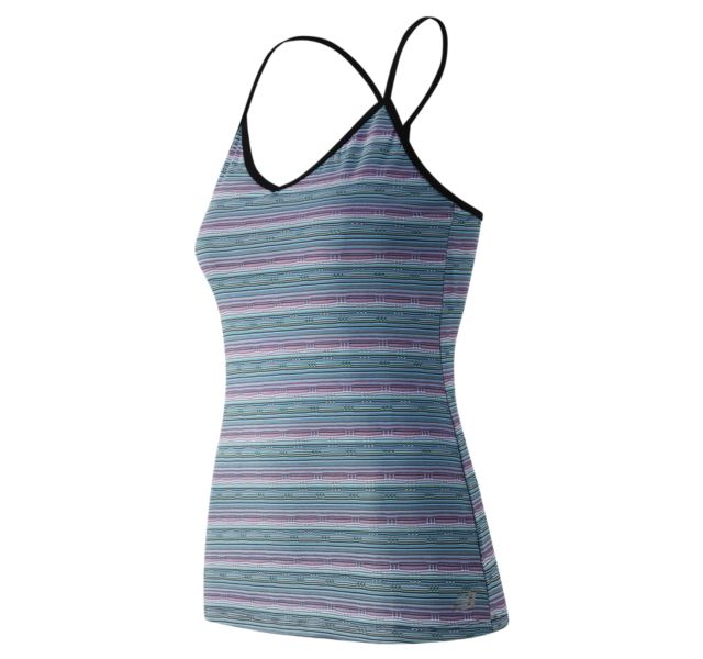 Women's Multi Printed Studio Tank