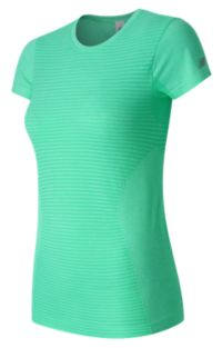 Women's M4M Seamless Short Sleeve Tee