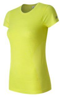 Women's M4M Seamless Short Sleeve Tee