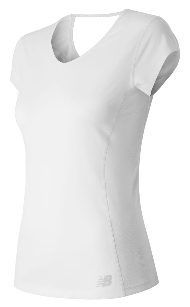 Tournament Cap Sleeve Top