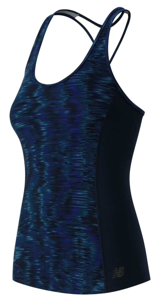 Galaxy Tech Racerback Bra Top