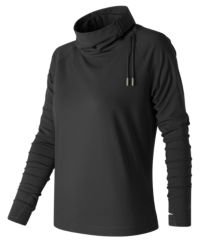 New Balance Comfy Pullover Women's Performance Clothing Long Sleeve
