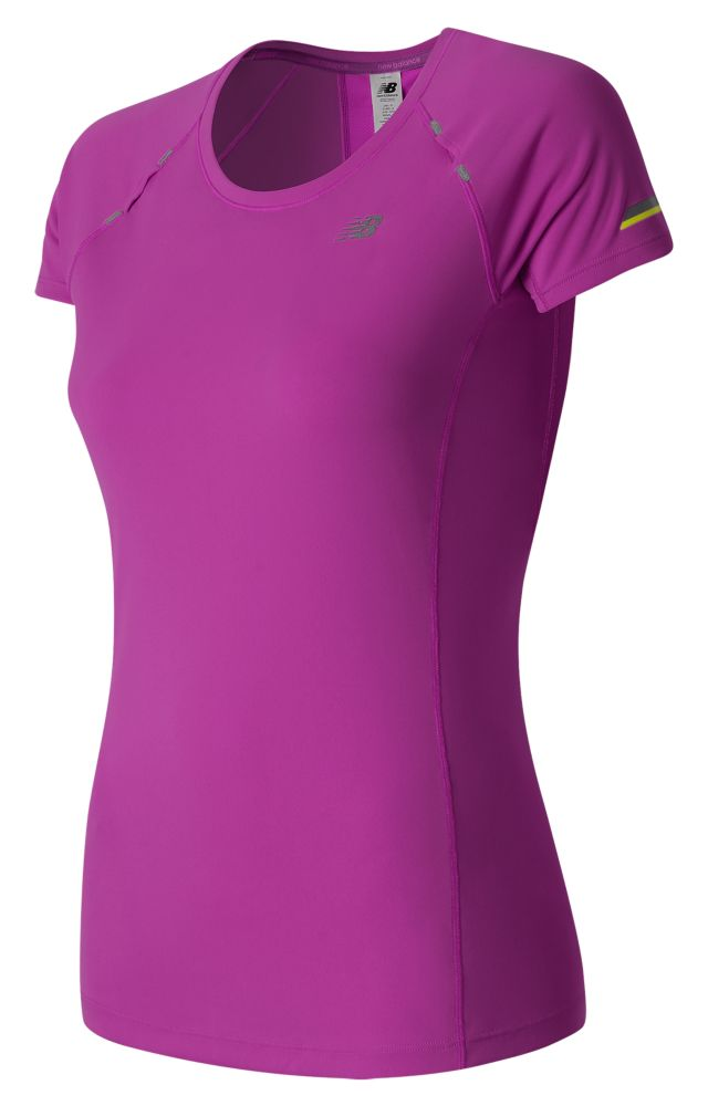 Women's NB Ice Short Sleeve