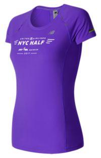 United NYC Half NB Ice SS Tee