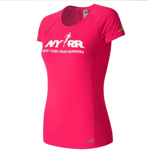 Run for Life NB Ice Short Sleeve Tee