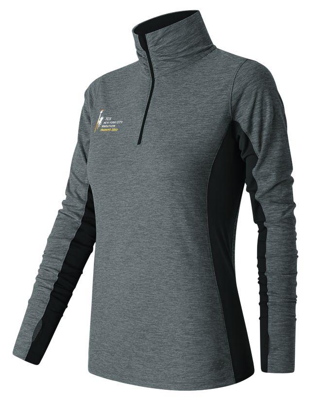 Women's NYC Marathon Training 1/4 Zip