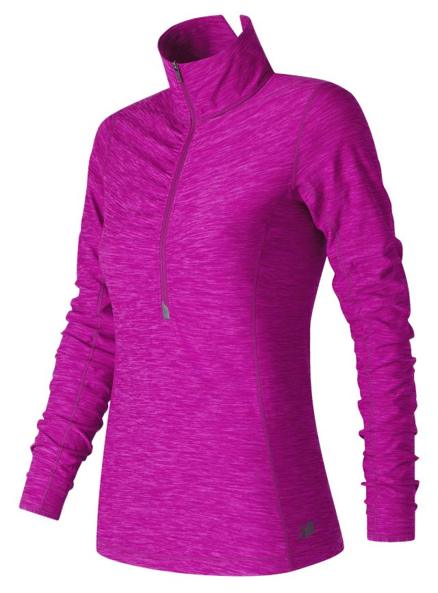 Women's In Transit Half Zip