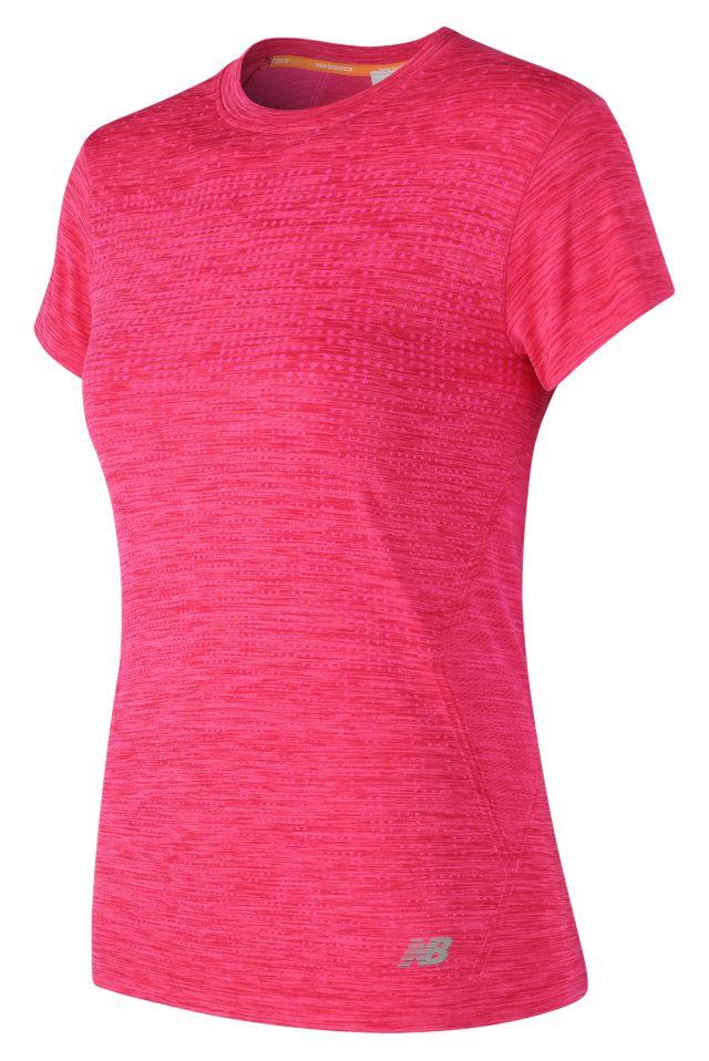Women's M4M Seamless Short Sleeve