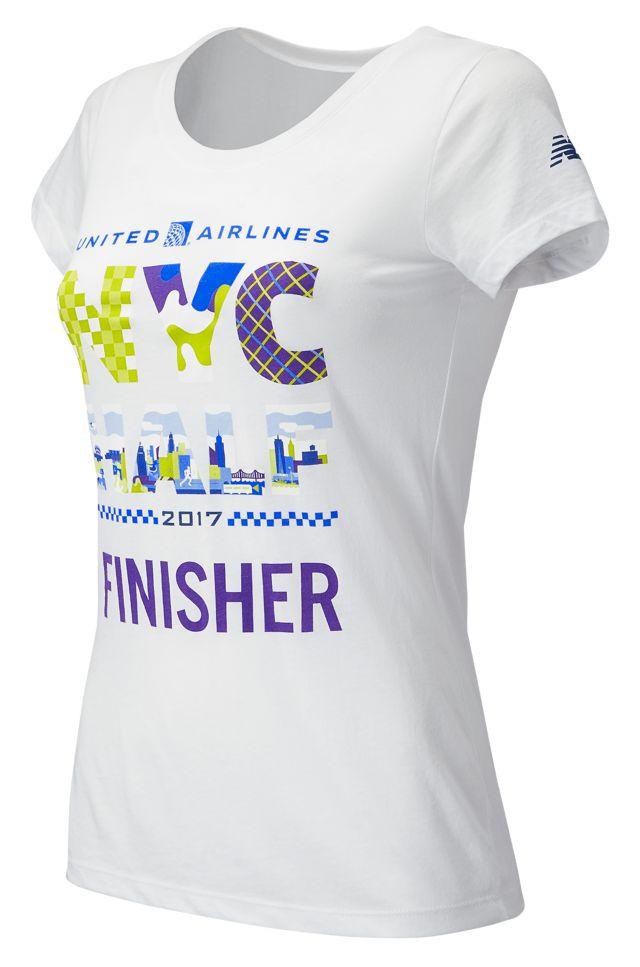 United NYC Half Finisher SS Tee