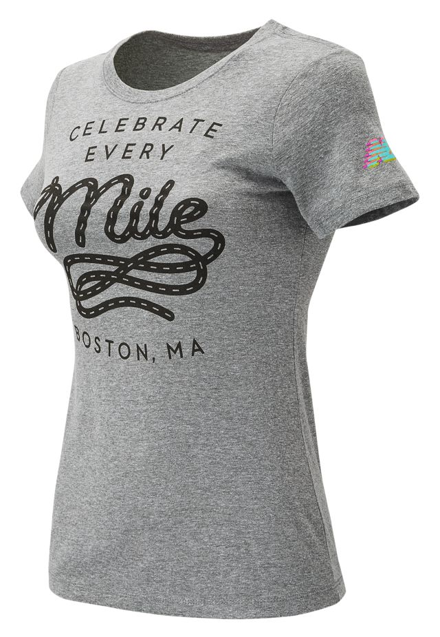 Celebrate Every Mile Graphic Tee