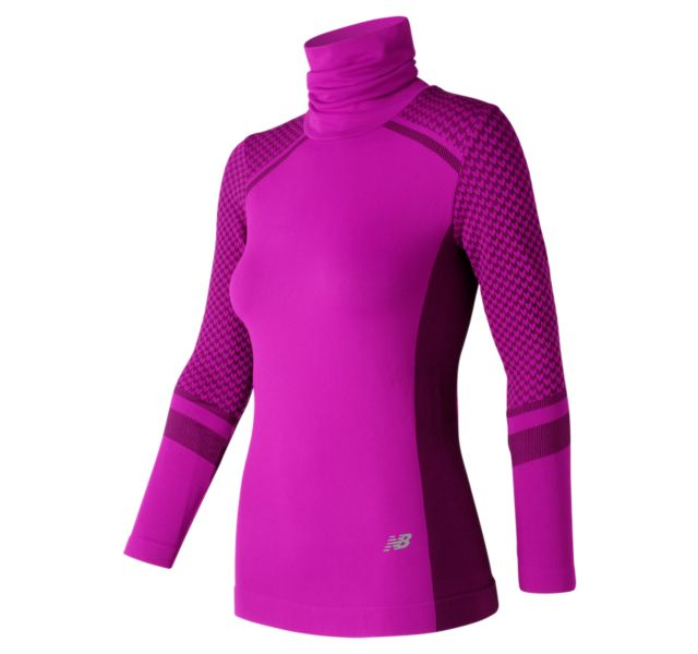 Women's M4M Seamless Heat Long Sleeve