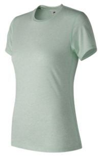 Women's Heather Tech Crew