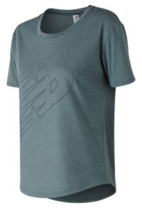 Women's Graphic Heather Tech Tee