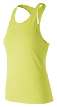 Women's Heather Tech Racerback