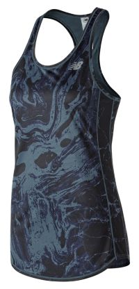 Women's Accelerate Printed Tank